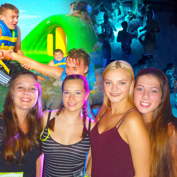 Jugendreisen - Club Balaton - Ungarn
