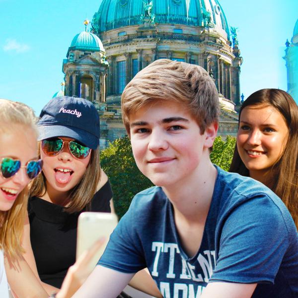 Jugendreise Berlin jetzt buchen