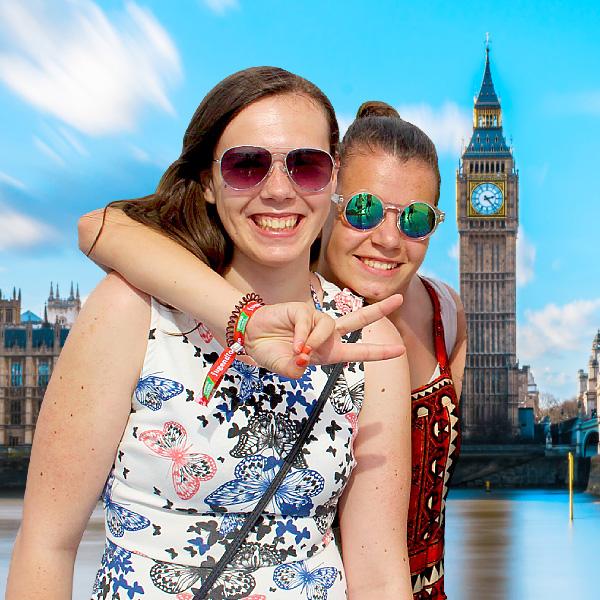 Jugendreise London jetzt buchen