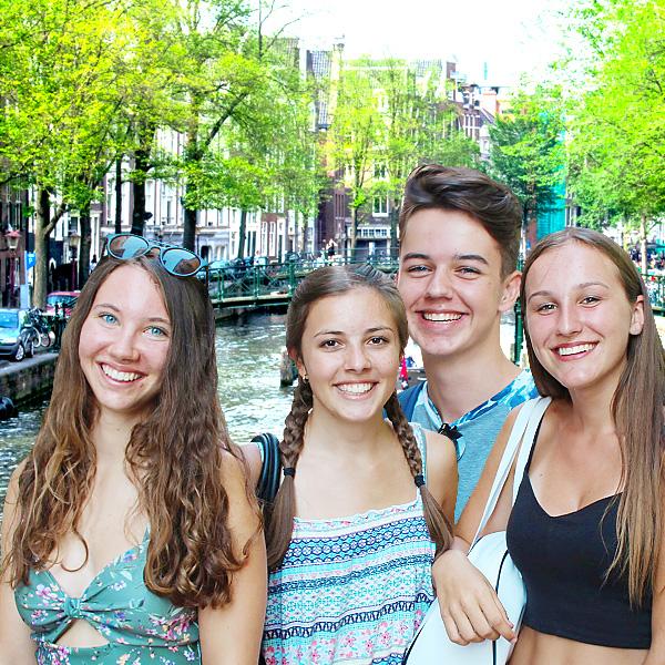 Jugendreise Amsterdam jetzt buchen