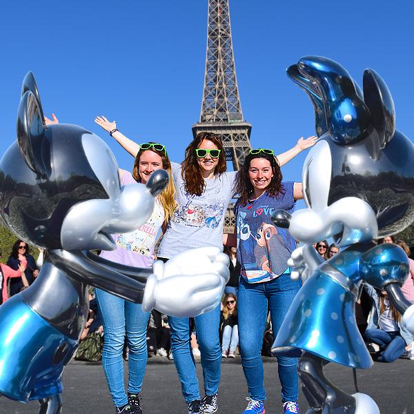 Ostern in Paris und Disneyland jetzt buchen