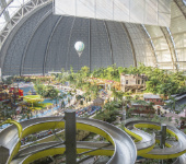 Tropical Islands (Indoor - Zelte im Dome) Unterkunftsbild 3 – Klassenfahrt Tropical Islands von Jugendtours