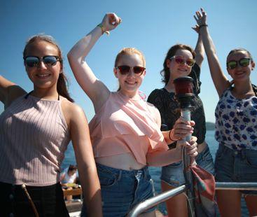 Klassenfahrt Bodensee | kostenfreie Stornierung - Jugendtours