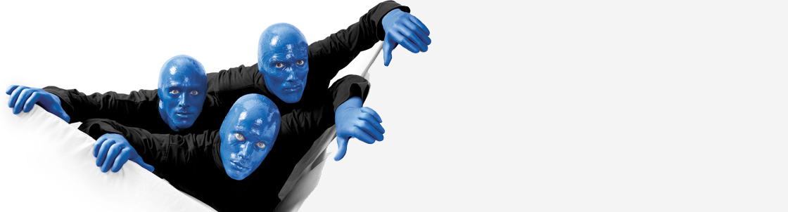 Musical Groups Musical-show Blue Man Group in