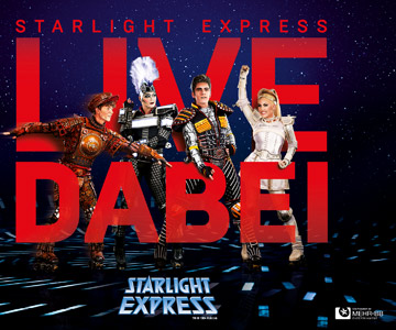 tagesfahrt ausflug musical show starlight express in. Black Bedroom Furniture Sets. Home Design Ideas