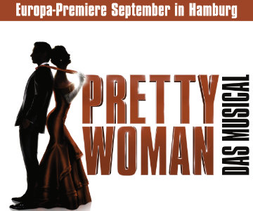 Wandertag mit Jugendtours – Tagesfahrt PRETTY WOMAN - DAS MUSICAL in Hamburg