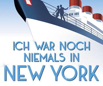 Ich War Noch Niemals In New York Hamburg