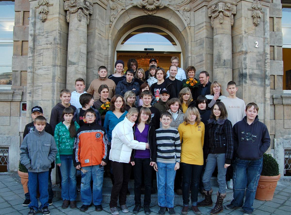 Jugendtours und A&O Hotels begrüßen erste Schulklasse im A&O Leipzig Hauptbahnhof