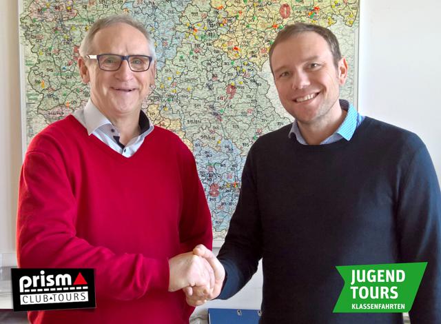 Jugendtours übernimmt Leipziger Schulfahrtenveranstalter Prisma Club Tours