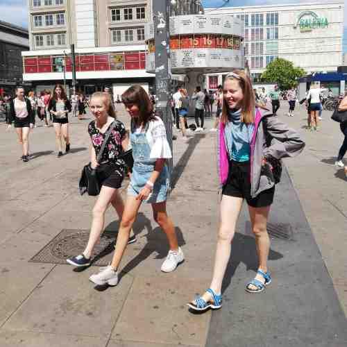 Stadtrundgang mit Reiseleiter