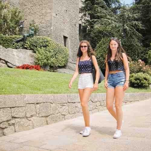 Ausflug San Marino - die kleinste Republik der Welt