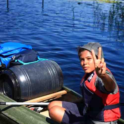 Deine Kanureise - Kanu fahren so lange du kannst.