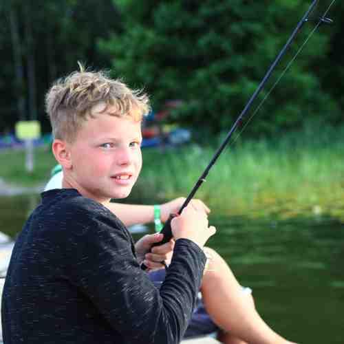 Angelcamp - Fischereischein