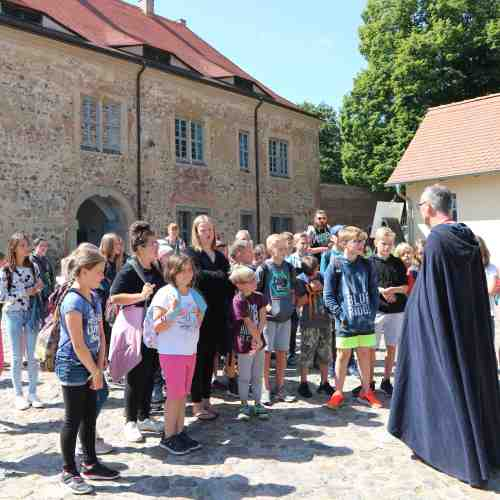 Besuch Burg Eisenhardt
