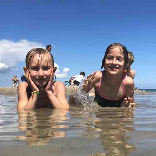 Strandtag in Binz