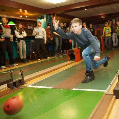 Ausflug St. Jakob zum Bowling oder Eisstockschießen