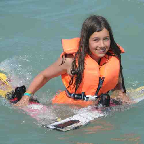 3-Tages Wasserski- oder Wakeboardkurs