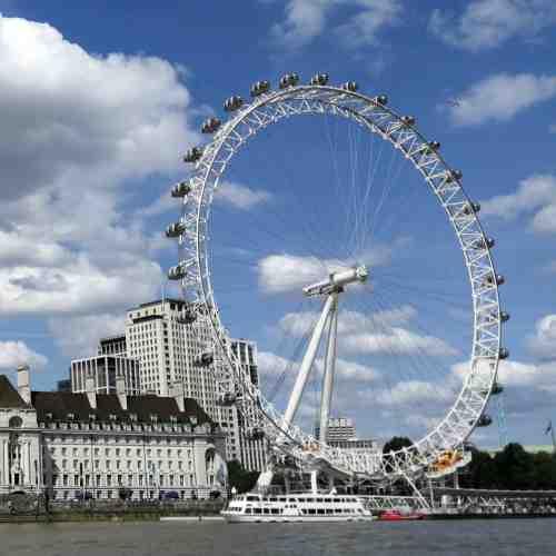 Besuch London Eye