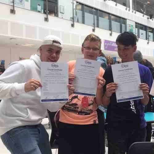 Englisch-Sprachkurs an zertifizierter Sprachschule