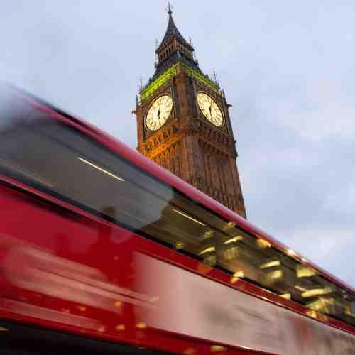 Ganztagsausflüge nach London