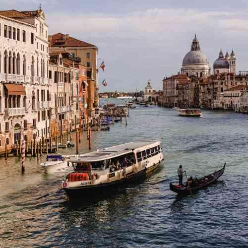 Eintrittspaket Venedig