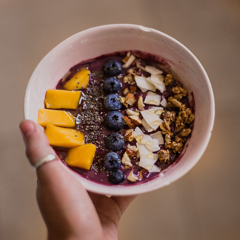 DIY - Healthy Food - Acai Bowl
