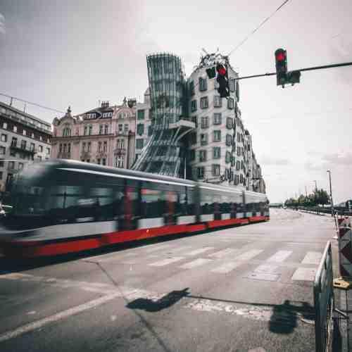 Wochenkarte Prag ÖPNV