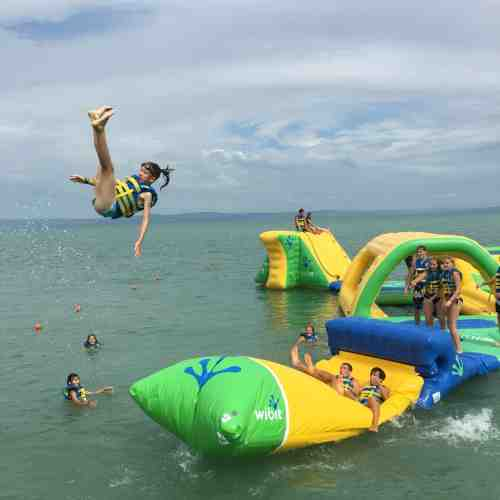 Inklusivprogramm Aquaclub Balaton