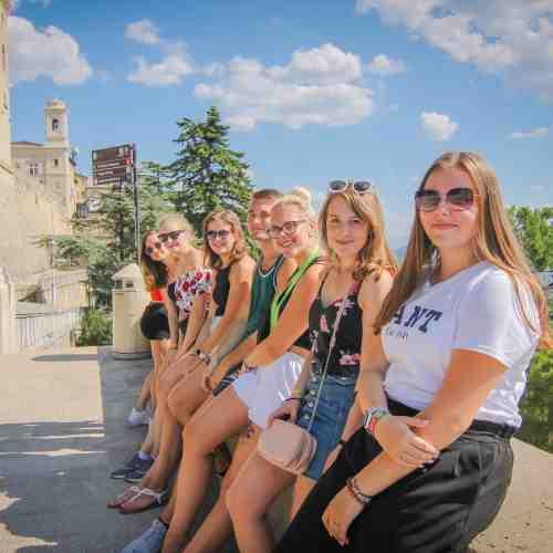 San Marino - die kleinste Republik der Welt