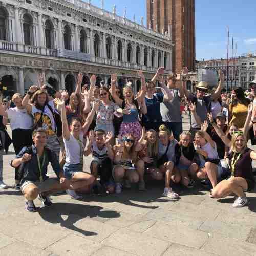 Venedig - Stadt an der Lagune