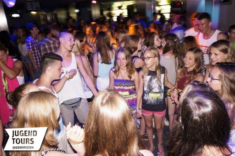 Bilder Teensclub Italienische Adria