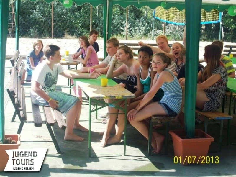 Bilder Teensclub Balaton Südufer - Ungarn