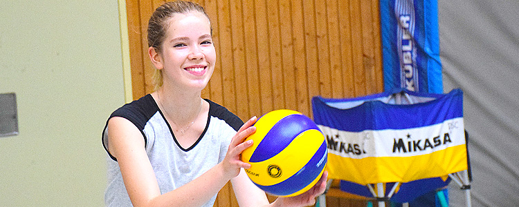 Volleyball- und Beachvolleyballcamp jetzt buchen!