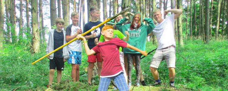 Adventure Camp Mecklenburg jetzt buchen!