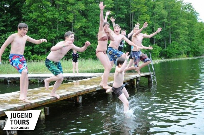 Bilder Adventure Camp Mecklenburg