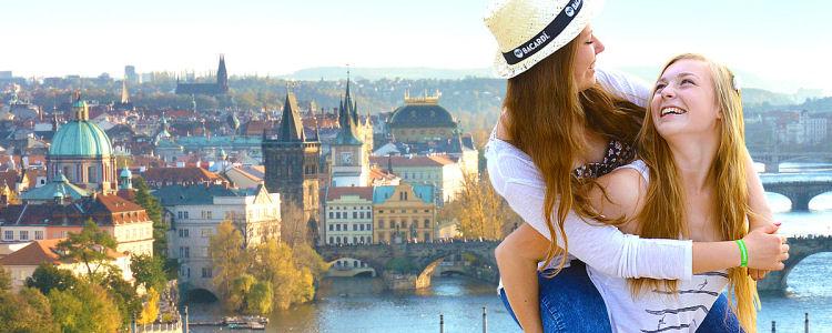 Jugendreise Prag jetzt buchen!