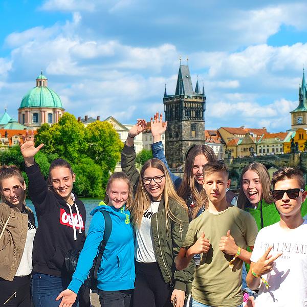Jugendreise nach Jugendreise Prag