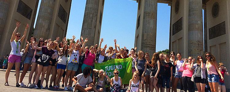 Jugendreise Berlin jetzt buchen!