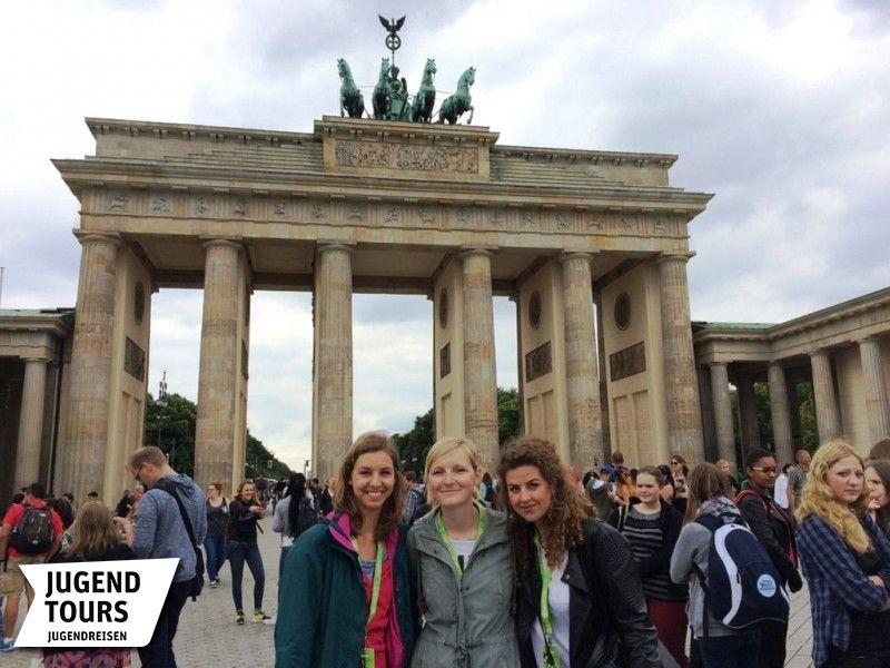 Bilder Jugendreise Berlin