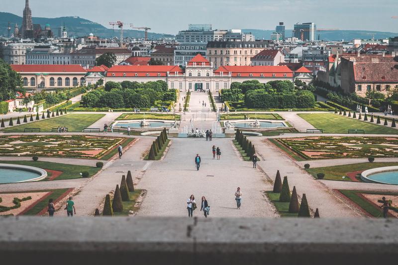 Bilder Jugendreise Wien