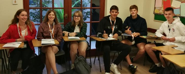 Schülersprachreise London jetzt buchen!