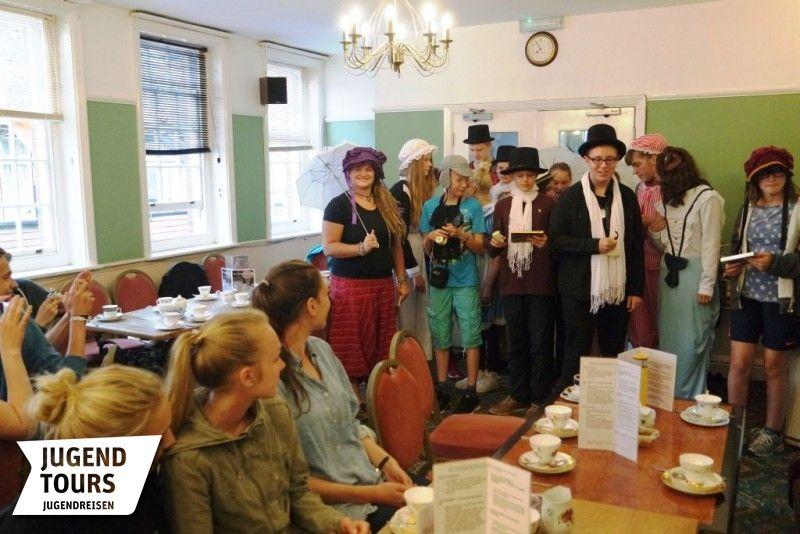 Bilder Sprachreise Hastings