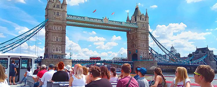 Jugendreise London jetzt buchen!