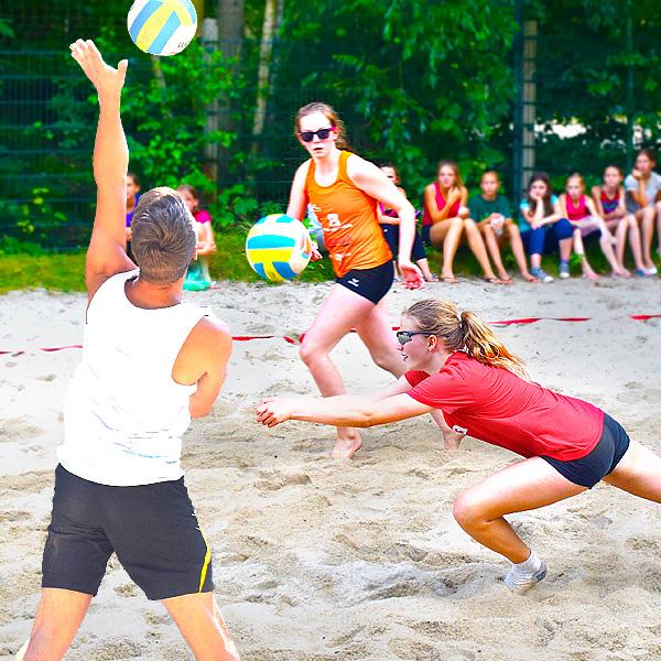 Jugendreise nach Volleyballcamp