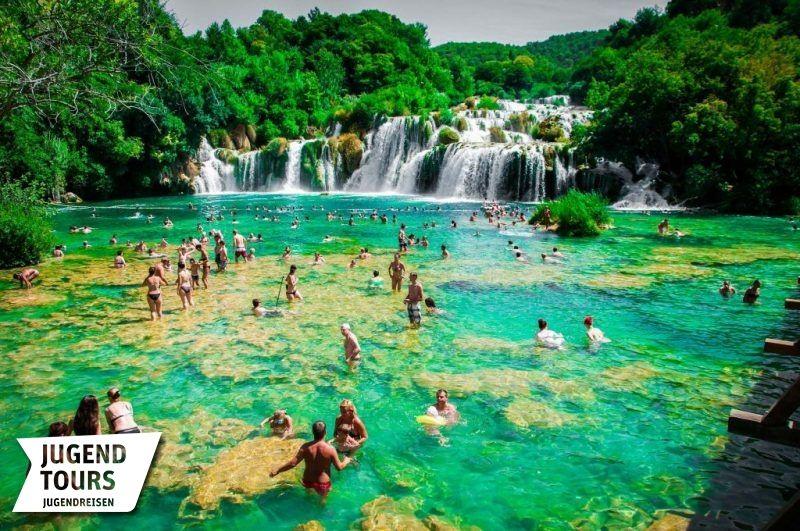 Bilder Kroatische Adria - Hotel Marin***