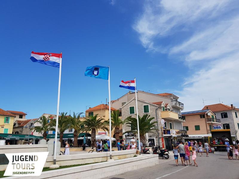 Unterkunftsbilder Kroatische Adria - Hotel Marin***