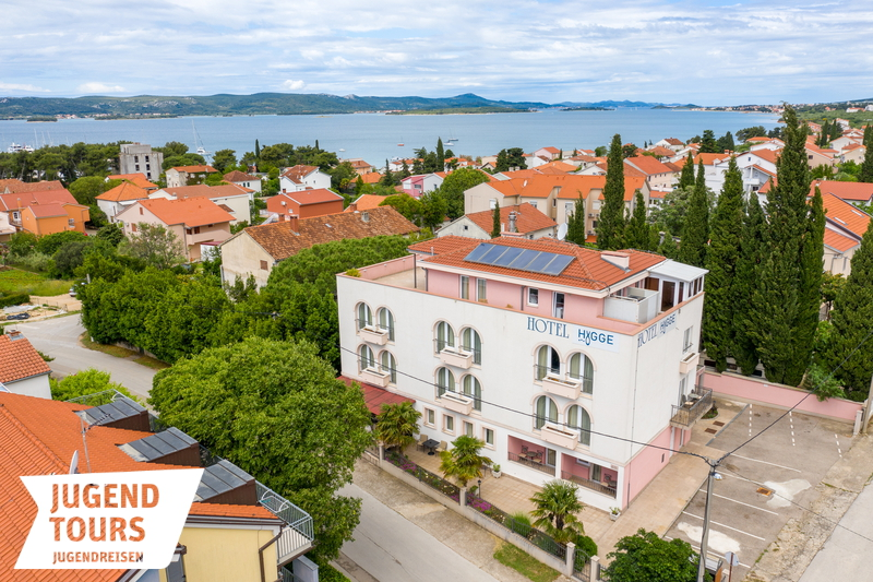 Unterkunftsbilder Kroatische Adria - Hotel Hygge***