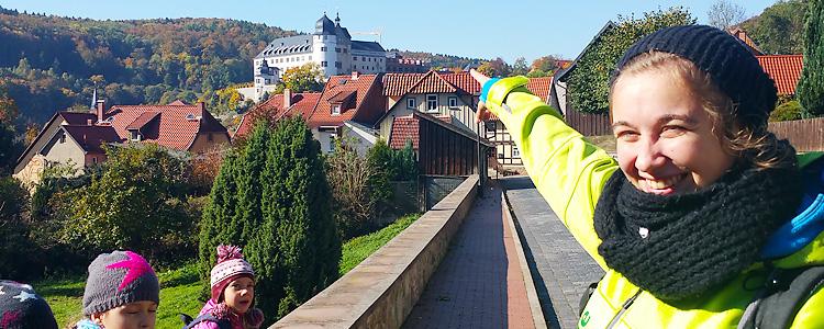 Stolberg - Harz jetzt buchen!
