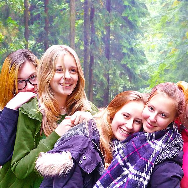Jugendreise nach Stolberg Herbst