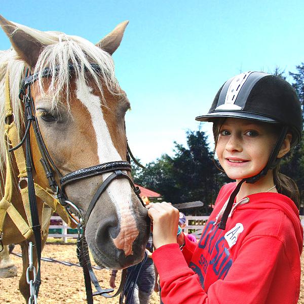 Jugendreise nach Reitercamp Polen